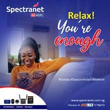Spectranet internet network provider