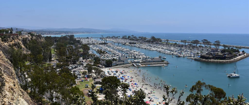 Located in the south of Orange County, Dana Point is a very desirable place to live.