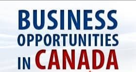 30 profitable business opportunities in Canada for when you get there