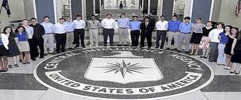 CIA undergraduate internship program