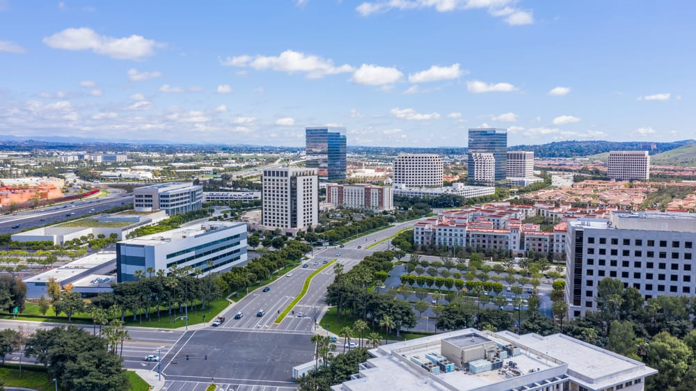 best places to live in orange county is Irvine