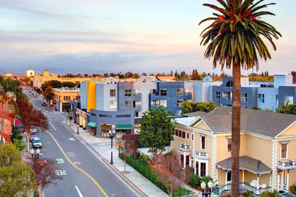 Santa Ana is Orange County's largest city to live in